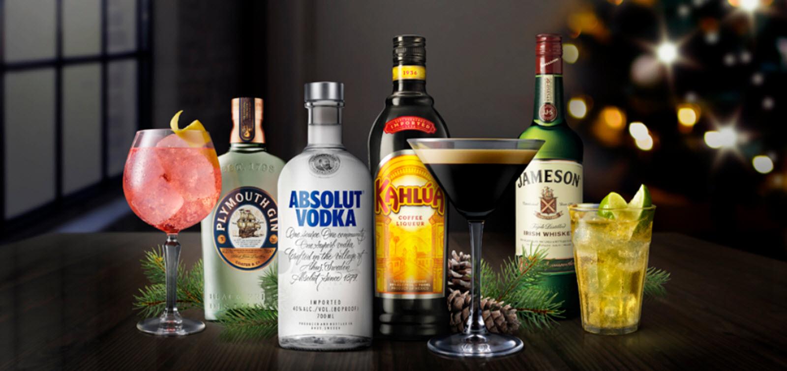 Pernod Ricard top